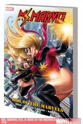 Ms. Marvel Vol. 8: War of the Marvels (Trade Paperback)