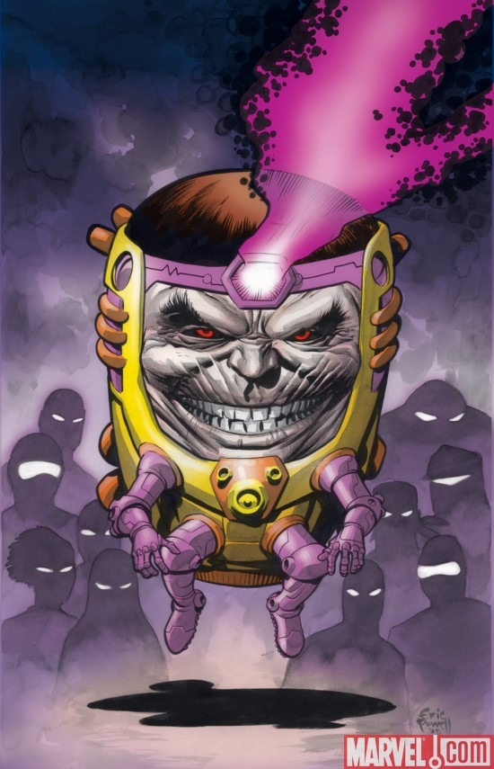 SUPER-VILLAIN TEAM-UP: M.O.D.O.K.'S 11 #1