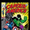 Captain America #110 cover