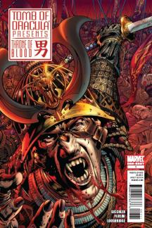 Tomb of Dracula Presents: Throne of Blood #1