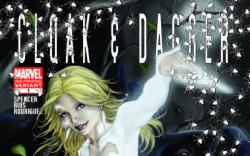 SPIDER-ISLAND: CLOAK &amp; DAGGER 1 2ND PRINTING VARIANT