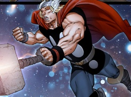 Sneak Peek: The Mighty Thor #9