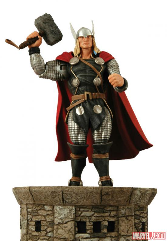 Thor figure from Diamond Select Toys