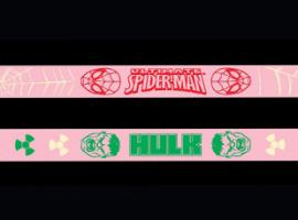 Marvel UV Sunscreen Bands Spring Into Action