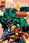 Iron Man (1998) #17 Cover