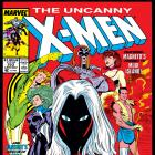 Uncanny X-Men (1963) #253 Cover
