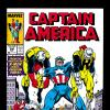 Captain America (1968) #346 Cover