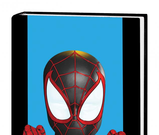 ULTIMATE COMICS SPIDER-MAN BY BRIAN MICHAEL BENDIS VOL. 3 PREMIERE HC