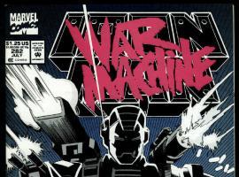 Iron Man #282 cover