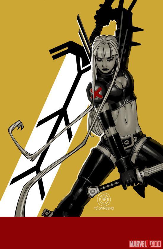 Magik by Chris Bachalo