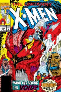Uncanny X-Men #284
