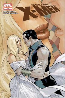 Uncanny X-Men (1963) #527