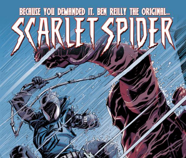 SCARLET SPIDER 21