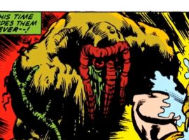 Marvel AR: Origin of Man-Thing