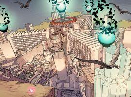 Uncanny Inhumans #1 preview art by Steve McNiven