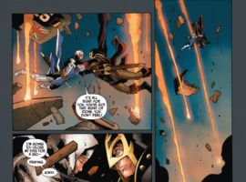 CAPTAIN BRITAIN AND MI13 #11 preview page 6