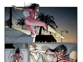 Preview Art by Fiona Staples