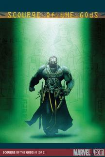 Scourge of the Gods (2009) #1