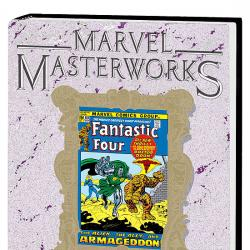 MARVEL MASTERWORKS: THE FANTASTIC FOUR VOL. 11 HC #0