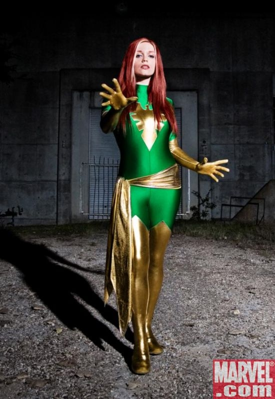 Ruby Rocket of Austin, Texas as Phoenix