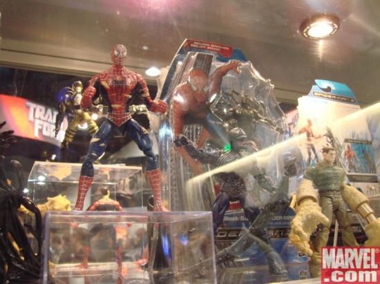spiderman 3 venom toys. Spider-Man 3 Spidey, Venom and