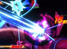 Marvel vs. Capcom 3 screenshot: Galactus vs. Ryu