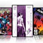 Marvel iPad/iPod App: Latest Titles 4/20/11