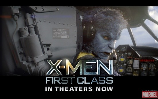 X-Men: First Class Wallpaper #12