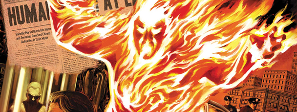 Secret Avengers Spotlight: The Human Torch