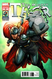 The Mighty Thor #18  (Thor 50th Anniversary Mcniven Variant)