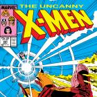 Uncanny X-Men (1963) #221 Cover