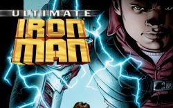 Ultimate Iron Man #4