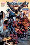 Captain America and the Falcon (2004) #10