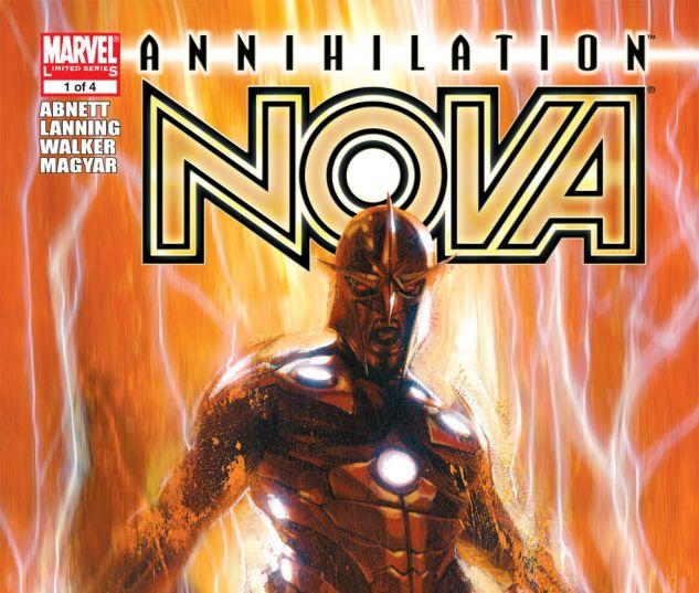 Annihilation: Nova (2006) #1