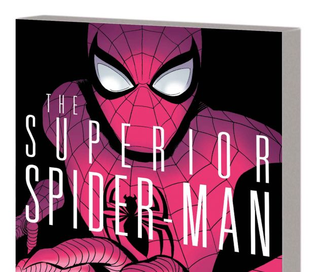SUPERIOR SPIDER-MAN VOL. 2: A TROUBLED MIND TPB (MARVEL NOW)