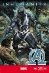 NEW AVENGERS 13.INH (WITH DIGITAL CODE)
