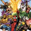 SPIDER-MAN & THE SECRECT WARS #1