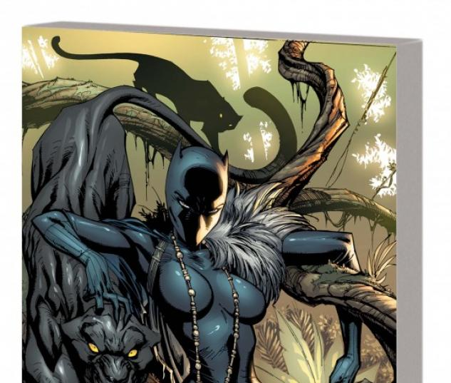 BLACK PANTHER: THE DEADLIEST OF THE SPECIES TPB