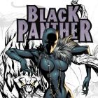 NYCC '09: Exclusive Black Panther #1 Variant Cover