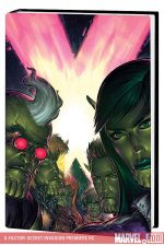 X-Factor: Secret Invasion Premiere (Hardcover)