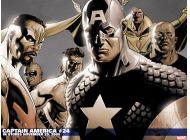 Captain America (1998) #24 Wallpaper