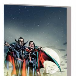 Tomb of Dracula Vol. 2 (Trade Paperback)