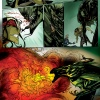 Onslaught Unleashed #2 preview art by Filipe Andrade