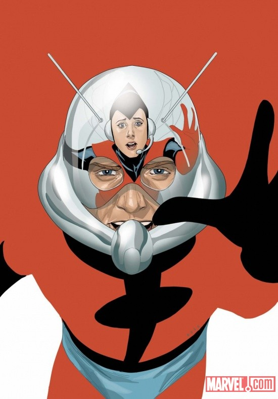 Ant-Man &amp; The Wasp by Phil Noto
