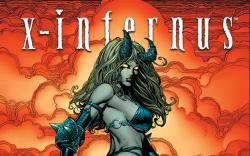 X-Infernus (2008) #1 Cover