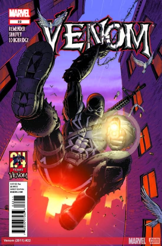 VENOM 22