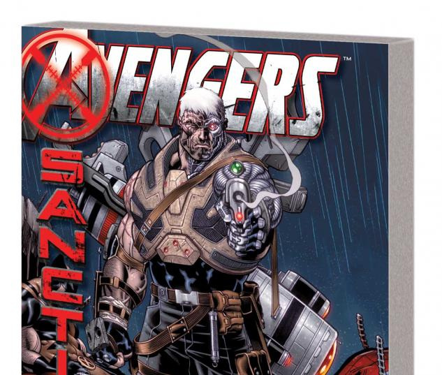 Avengers: X-Sanction TPB