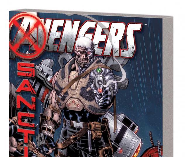 Avengers: X-Sanction TPB