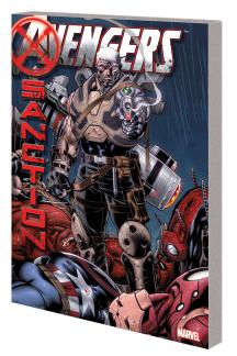 AVENGERS: X-SANCTION TPB (Trade Paperback)