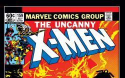 Uncanny X-Men (1963) #159 Cover